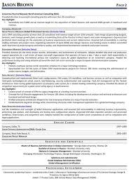 Consulting Services Resume Examples Resume Professional Writers