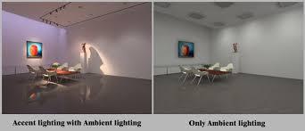 Accent Lighting Accent Lighting With Ambient Lighting 01 Ezzatbaroudis Weblog