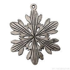 Stern Als Kristall Aus Zinn Von Hand Patiniert Nn4dmsen