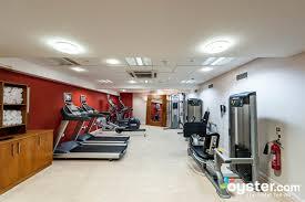 fitness center at the hilton garden inn aberdeen city centre