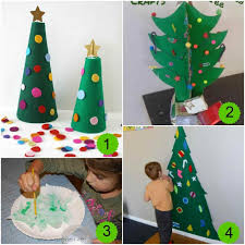 Paper Plate Christmas Crafts  How Wee LearnChristmas Arts And Crafts For Preschoolers
