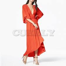 <b>CUERLY 2019</b> Female Boho <b>Summer</b> Travel Orange Beach Sexy ...