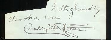 2)Cora Urquhart POTTER -Ink Signed Cutting+ Cabinet Card Photo American  Actress | #1789906772