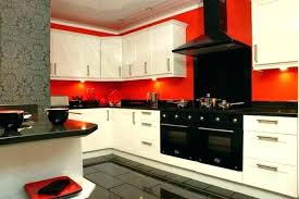 Red country kitchen decorating ideas Theme Red And Black Kitchen Designs Red And Black Kitchen Decor Red And Black Kitchen Decorating Ideas Home Design Ideas Red And Black Kitchen Designs Red Kitchen Ideas For Decorating Red