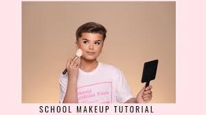 back to makeup 13 yr old boy reuben de maid