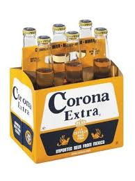 Corona Light Case Corona Extra Beer 6 Pack