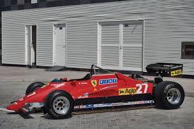 Type rear, longitudinal 120° v6 bore/stroke 81 x 48.4 mm unitary displacement 249.40 cc total displacement 1496.43 cc compression ratio 6,7 : For Sale The Last Surviving 1982 Ferrari 126 C2 Formula 1 Car