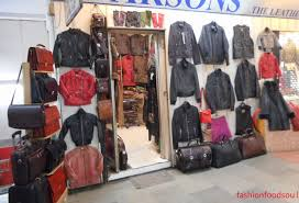 delhi street per diaries want to real leather jacket head to yashwant place the leather hub of delhi