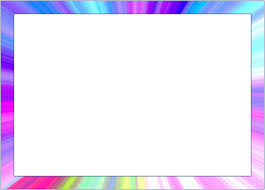 Star Border Page Rainbow Clipart Fun Lipstick Clip Art Library