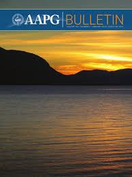Aapg Bulletin, Vol. 100, Januari 2016 | Petroleum | Natural Gas