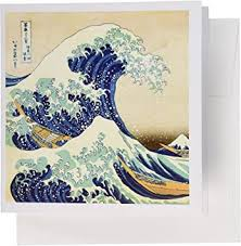Cash wave credit card with uhfcu. Amazon Com 3drose The Great Wave Off Kanagawa By Japanese Artist Hokusai Greeting Cards 6 X 6 Inches Set Of 12 Gc 155631 2 Office Products