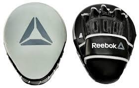 Тренировочные <b>лапы REEBOK Retail</b> Hook and Jab Pads ...