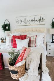 Christmas Decorations For Bedroom Pinterest