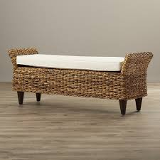fortable and Durable Seagrass Bench BEST HOUSE DESIGN