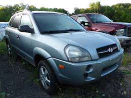 2005 Hyundai Tuscon Quality Used OEM Replacement Parts :: East ...