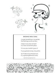 Daisy Girl Scouts Coloring Pages Girl Scout Brownie Coloring Pages