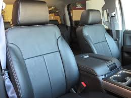 chevy silverado clazzio leather seat
