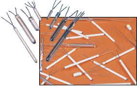 rtd resistance temperature detectors kn series ceramic wire wound platinum rtd elements