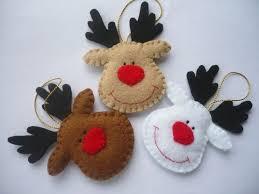 Best 25 Felt Christmas Ideas On Pinterest  Christmas Felt Crafts Easy Christmas Felt Crafts
