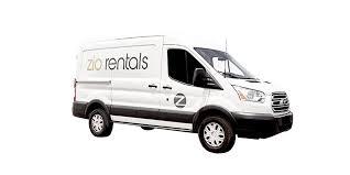 Light Van Super Cargo Van Zio Studio Services