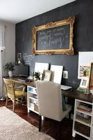 shared home office ideas so you can learn how to work from home together our office decorating experts show you how to design a workspace for two chi yung office feng
