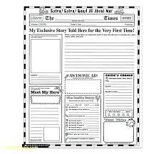Editable Newspaper Template Word Editable Newspaper Template Word Unique Obituary Model