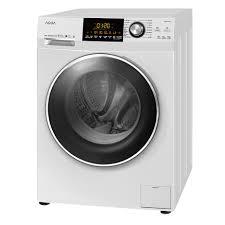 REVIEW] Máy giặt Aqua Inverter 10 kg AQD-D1000A (W) lồng ngang, giá  1,149,000,039đ! Xem review ngay!