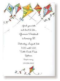 13 Images Of Kite Invitation Template | Stupidgit.com