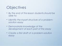 problem solution essay  problem solution text 2