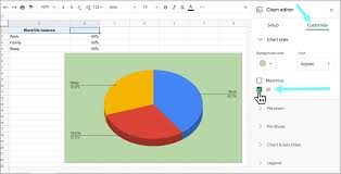 How To Create A Pie Chart In Google Spreadsheet How To Make A Pie Chart In Google Sheets How To Now