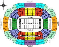 Eastern Washington Football Seating Chart Nfl Stadium Seating Charts Stadiums Of Pro Football