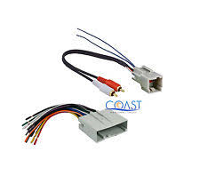 scosche fdk wiring harness ford mazda mercury lincoln aftermarket radio amplifier wiring harness for 2003 up ford lincoln mercury