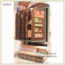 wing stands stepwise stone rack hardwood suitcase wood tile display tiles showroom display painting storage rack vinyl racks laminated display granite tile