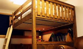 loft king bed. loft beds are almost invariably mentioned in articles aimed at college students as a great way get more space out of tiny dorm rooms. king bed