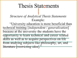 sample essay thesis statement resume argumentative essay examples example of a thesis statementanalytical thesis statement examples