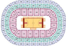 Oklahoma City Thunder Arena Seating Chart Oklahoma City Thunder Seating Chart Thunderseatingchart
