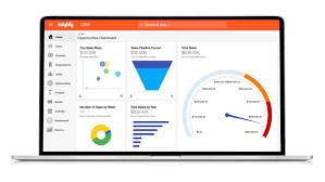Insightly Releases Advanced Customization Capabilities Crm Software