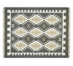 pottery barn rugs indoor outdoor rug gray wool toxic area scroll to next item pottery barn indoor outdoor rug chevron