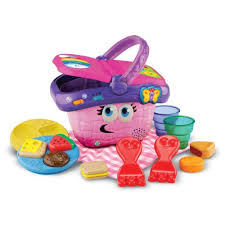 2 Yr Old Girls! LeapFrog Shapes And Sharing Picnic Basket 50+ Great Gifts for Year Girls You Wouldn\u0027t Have Thought of