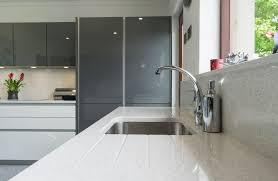 Kitchen Design Northern Ireland Metallic Grey Handle Less Kitchen Kitchens Northern Ireland