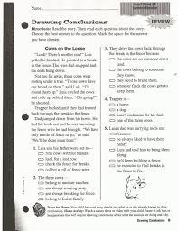 Free Third Grade Reading Worksheets. Reading ...