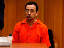 Larry Nassar sentenced to 40 to 125 ...