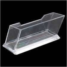 Plastic Stands For Display Clear Plastic Business Name Card Holder Display Stands Shelf 100 54