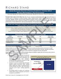 Resume Board Member Executive Resume Sample Board Of Directors Executive Resume Bod