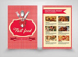 two sided flyer template free 23 fast food flyer templates free psd ai vector eps format