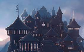 2880x1800 Hogwarts Harry Potter School ...
