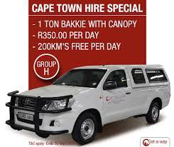 10 seater van or bakkie special