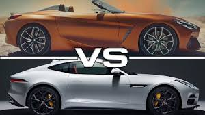 2018 bmw concept z4. wonderful concept 2018 bmw z4 concept vs 2017 jaguar ftype svr throughout bmw concept z4