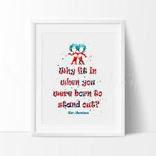 Doctor Seuss Quotes 7 Wonderful Watercolor Quotes VividEditions