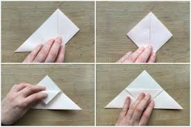 begin by making your basic origami bookmark corner step by step instructions